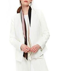 Wallis - Crepe Blazer Jacket - Lyst
