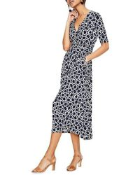Boden - Kassidy Print Jersey Midi Dress - Lyst