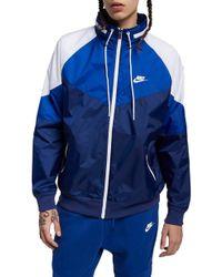 2a3462238408 Lyst - Nike Men s Sportswear Down Jacket in Gray for Men