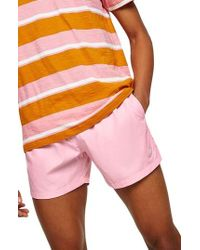 TOPMAN - Swim Trunks - Lyst