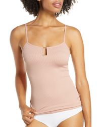 Free People Intimately Fp Be My Baby Rib Camisole - Pink