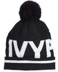 Ivy Park - Logo Pom Beanie - Lyst
