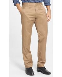 Bonobos | 'weekday Warriors' Non-iron Slim Fit Cotton Chinos | Lyst