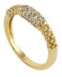 Lagos - Caviar Diamond Ring - Lyst