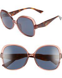 Lyst - Lafont Lf Nuance 1010 Paris 52mm Rectangle Plastic Eyeglasses ...