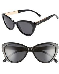Privé Revaux - The Hepburn 56mm Cat Eye Sunglasses - Lyst