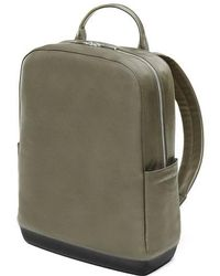 Moleskine - Classic Leather Backpack - Lyst