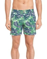 Vilebrequin - Merise Madrague Print Swim Trunks - Lyst