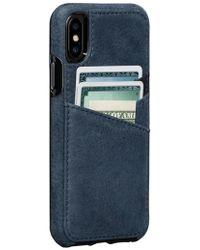 Sena - Bence Lugano Iphone X Wallet Case - Lyst