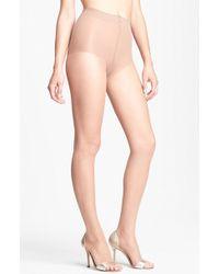 Donna Karan - Donna Karan The Nudes Toeless Pantyhose - Lyst