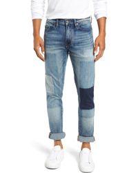 Blank NYC - Stanton Straight Leg Jeans - Lyst