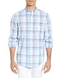 Vineyard Vines - Pleasant Bay Classic Fit Plaid Sport Shirt - Lyst
