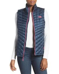 The North Face   Thermoball Primaloft Vest   Lyst