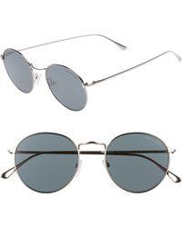5b87a570643 Lyst - Tom Ford Sunglasses Dashel Tf 508 Ft 12w Shiny Dark Ruthenium ...