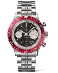 Longines - Heritage Diver 1967 Automatic Chronograph Bracelet Watch - Lyst