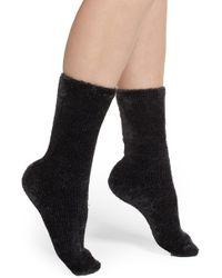 Make + Model - Squishy Soft Chenille Socks - Lyst