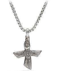 David Yurman - Northwest Bird Amulet - Lyst