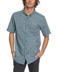 Quiksilver - Minikani Woven Shirt - Lyst