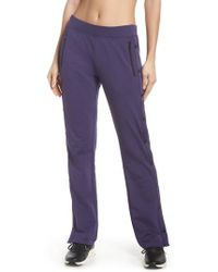 Zella - Snap To Track Pants - Lyst