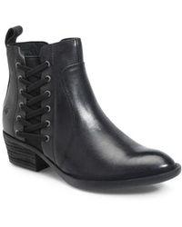 e5acae3548e68d Lyst - Børn B rn Ashland Knee High Boot in Black
