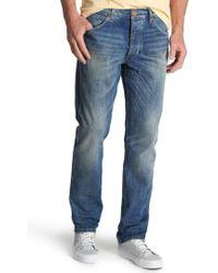 Wrangler - Greensboro Straight Leg Jeans - Lyst