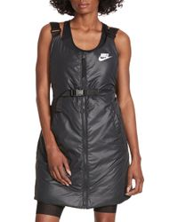 Nike - X Dianne Garcia Reversible Puffy Vest - Lyst