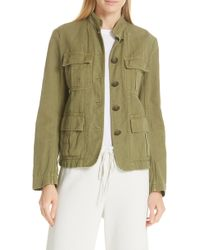 Nili Lotan - Cambre Jacket - Lyst