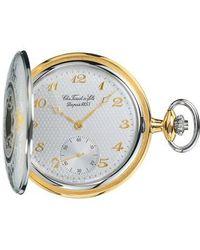 Tissot - Savonnette Pocket Watch - Lyst