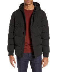 Calibrate - Hooded Puffer Jacket - Lyst