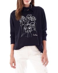 Loyal Hana - Sasha Maternity/nursing Sweatshirt - Lyst