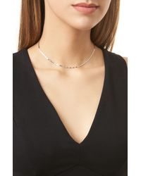 Lana Jewelry - Bond Adjustable Choker - Lyst