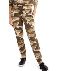 Madewell - Cottontail Camo Sweatpants - Lyst