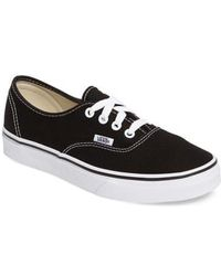 Vans - 'authentic' Sneaker - Lyst