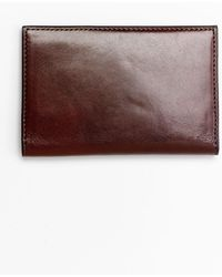 Bosca - Calling Card Case - Lyst