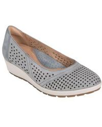 Earth - Earth Violet Wedge - Lyst
