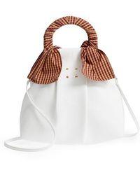 Trademark - Hazel Leather Shopper - Lyst