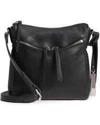 Vince Camuto - Staja Leather Crossbody Bag - Lyst