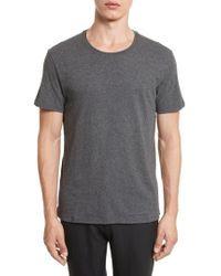 ATM - Cotton Jersey T-shirt - Lyst