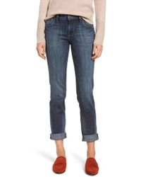 Kut From The Kloth - Catherine Boyfriend Jeans - Lyst
