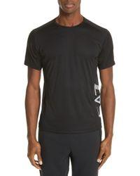 EA7 - Ventus Crewneck T-shirt - Lyst