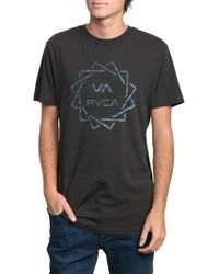RVCA - Blade Graphic T-shirt - Lyst