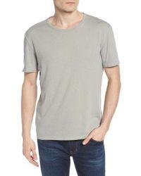 AG Jeans - Ramsey Slim Fit Crewneck T-shirt - Lyst