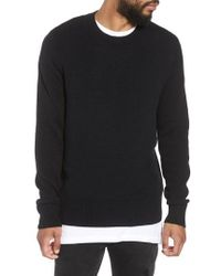 The Rail - Crewneck Sweater - Lyst