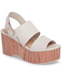 Kelsi Dagger Brooklyn - Nash Platform Wedge Sandal - Lyst