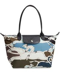Longchamp - Galop Medium Shoulder Tote - - Lyst