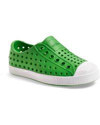 Native Shoes - 'jefferson' Water Friendly Slip-on Sneaker - Lyst