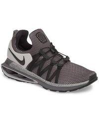 Lyst - Nike Shox Nz Eu White black white Running Shoe 14 Men Us in ... 50a9500ef
