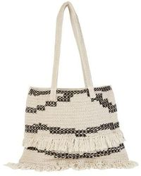 Billabong - Beach Comber Crochet Tote - Lyst