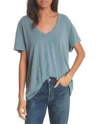 The Great - U-neck Tee - Lyst