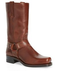 Frye - 12r Harness Boot - Lyst